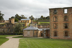 historic penal colony, Tasmania, Australia
