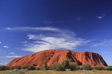 uluru - ayers rock - mount olga